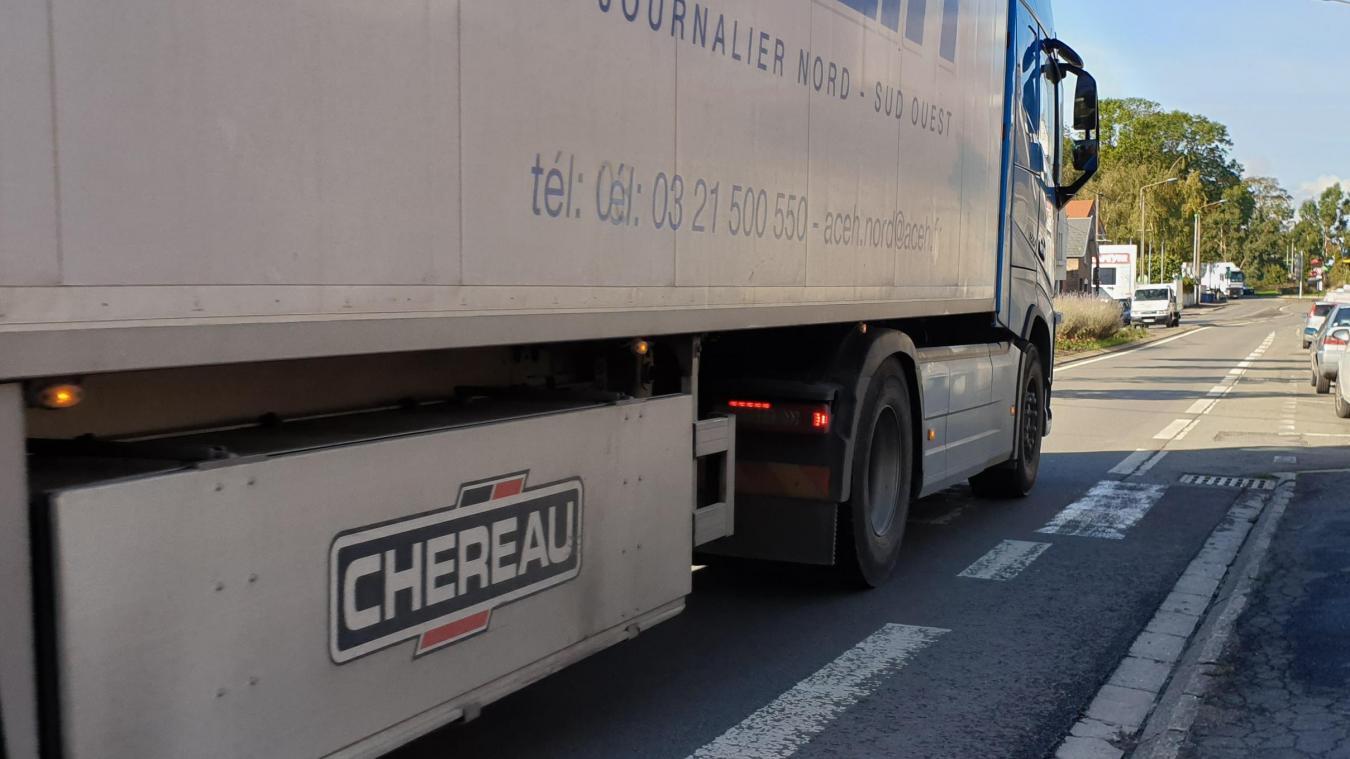 À Arras, un routier lituanien décède après avoir fait un malaise