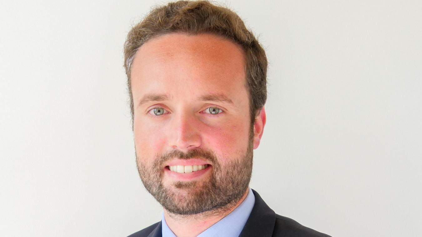 Valentin Belleval, maire d'Hazebrouck, l'annonce : 2021 sera marquée par trois grands projets. Il s'agit des travaux du pôle gare, de la requalification de la friche Coppin et de l'aménagement de la médiathèque.