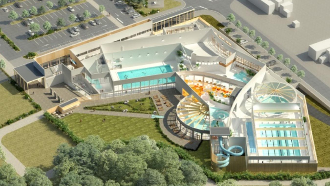 Liévin : Le projet du futur centre nautique Nauticaa a été dévoilé