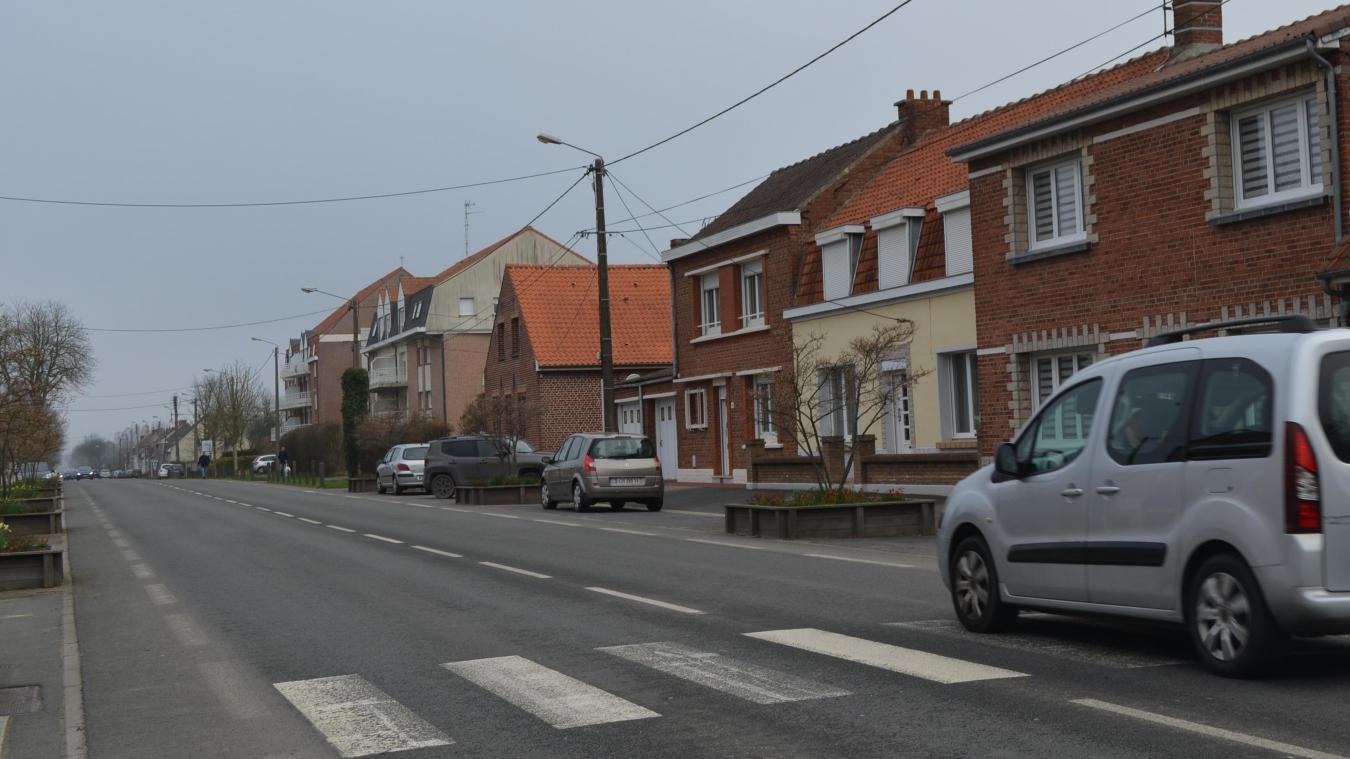 Plusieurs habitations de la route de Bergues à Wormhout n'ont plus d'eau depuis hier soir.