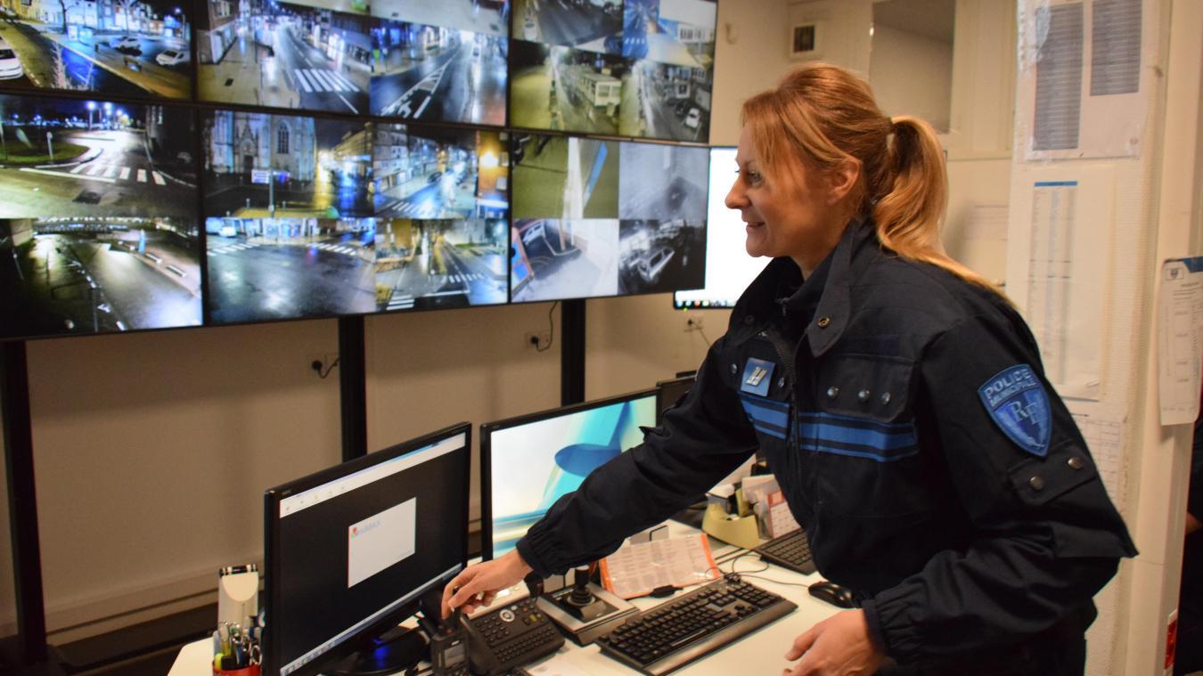 Séverine fait partie des policiers municipaux qui seront mis à l'honneur dans les deux épisodes tournés par C8 l'été dernier.