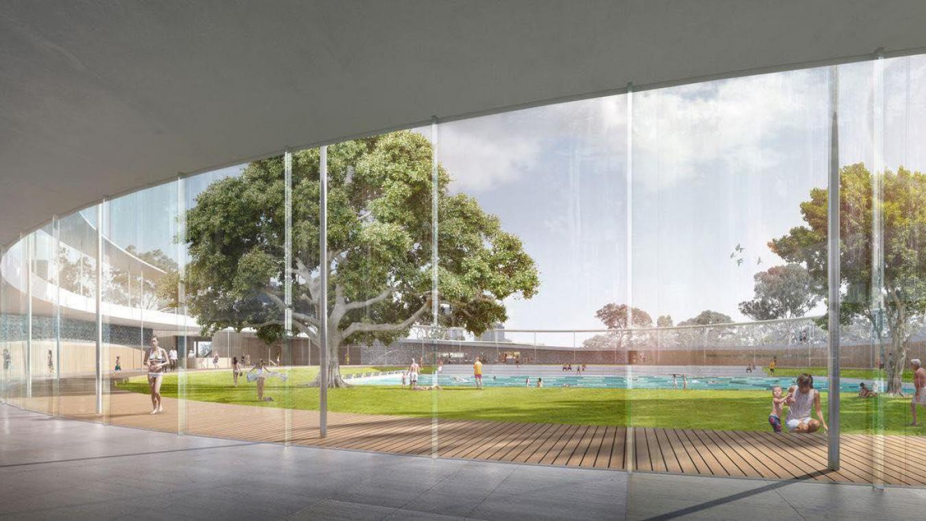 Le futur centre aqua-sportif devrait sortir de terre d'ici 2025.