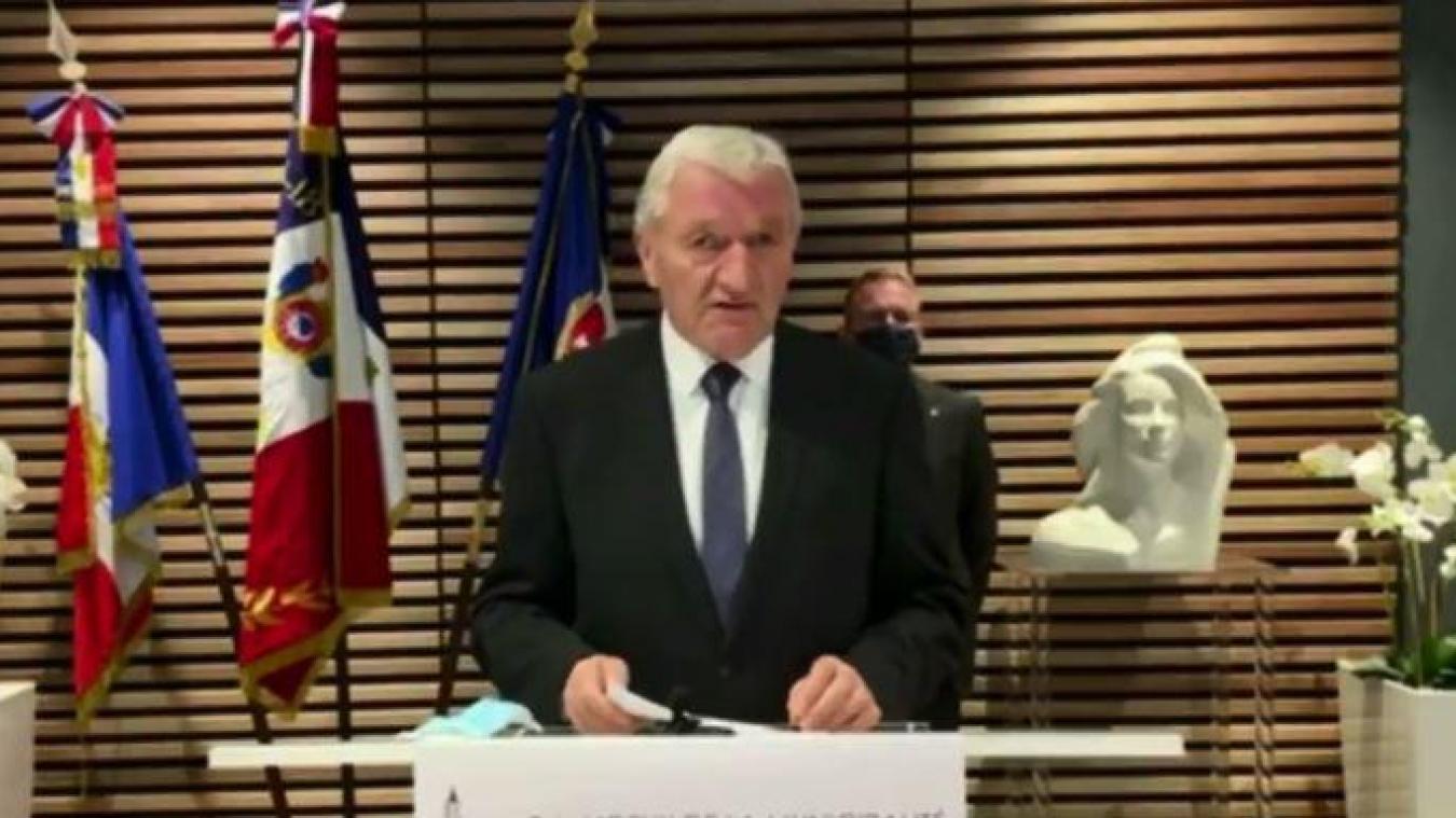 La Municipalité d'Haillicourt a fait le choix d'une séance en numérique, via sa page Facebook, crise sanitaire oblige.