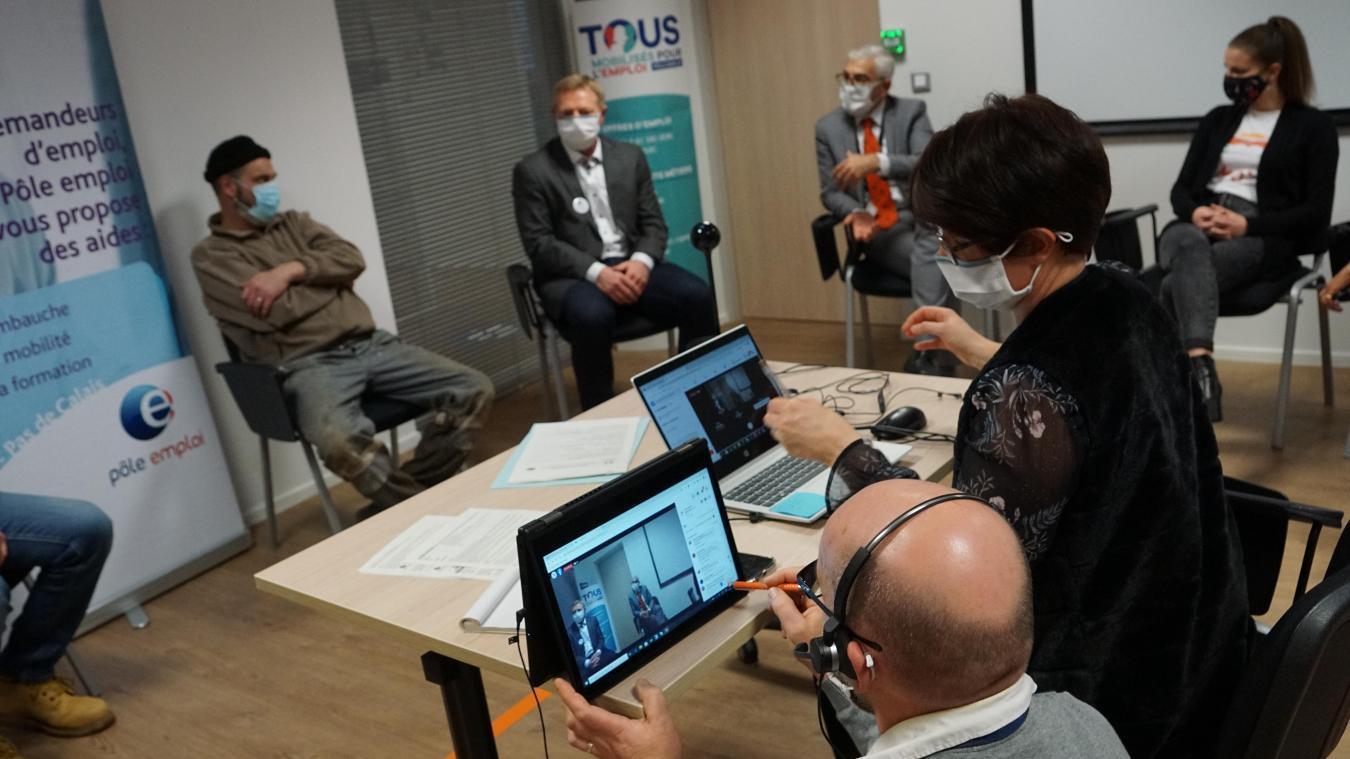 Dans le cadre de la semaine du numérique, le Pôle emploi de Bruay-la-Buissière organise un nouveau rendez-vous à suivre sur sa page Facebook.