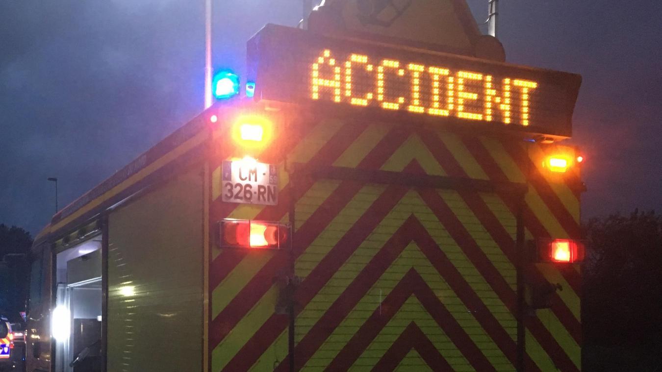 Auchy-au-Bois : accident mortel cette nuit