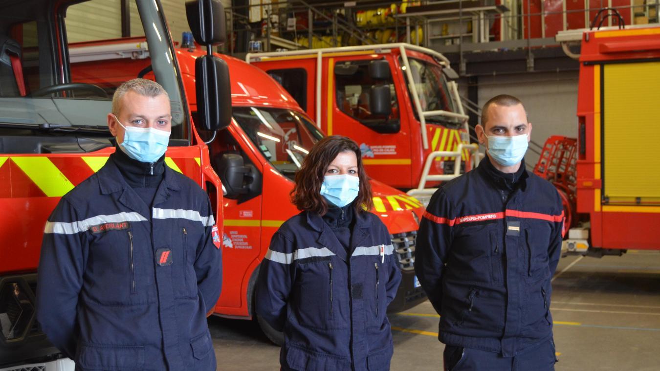 Lillers : les pompiers aident à mettre au monde un bébé