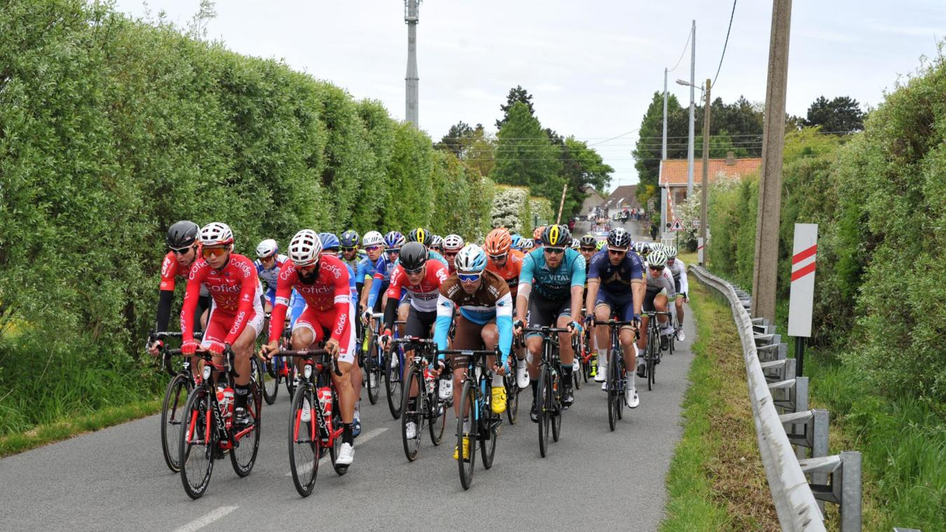La course se déroulera du 4 au 9 mai.