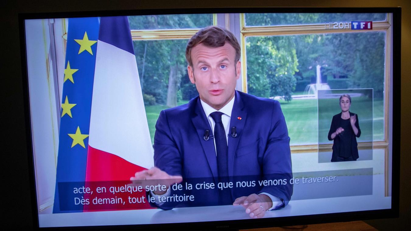 Confinement : Emmanuel Macron ne prendra pas la parole ces prochains jours