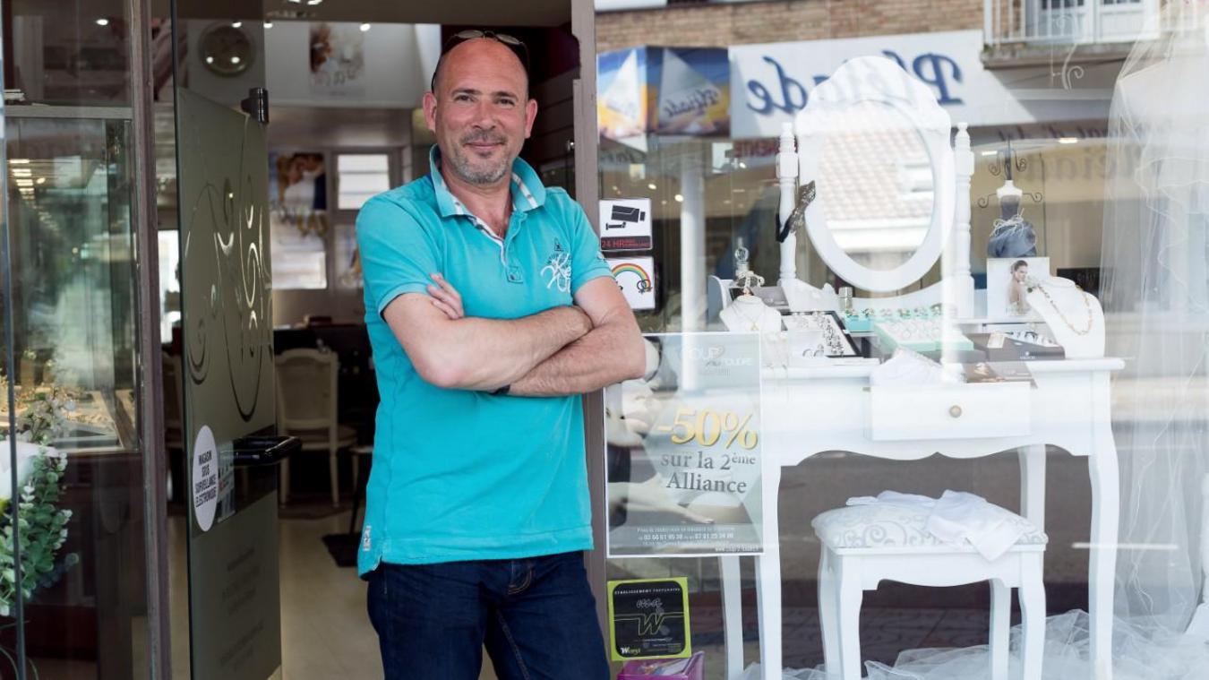 La boutique de Stéphane ouvrira ses portes rue Alfred-Dumont mi-février.