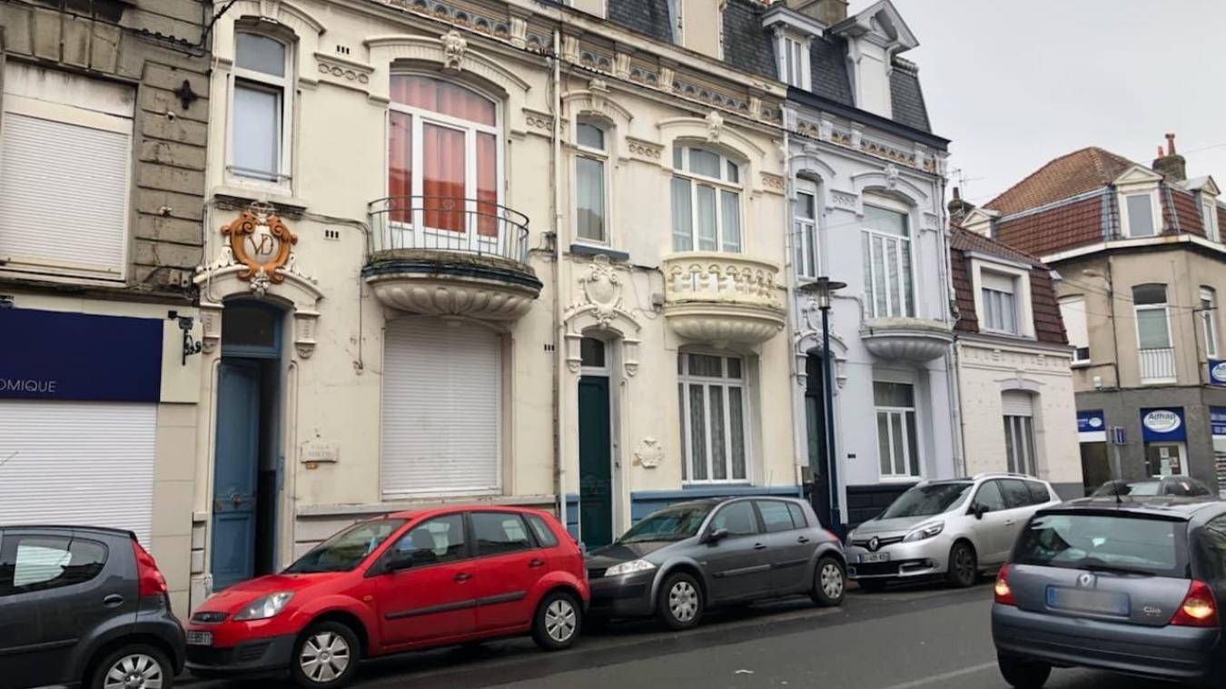 Les faits se sont déroulés le 26 janvier, avenue de Rosendaël Jacques-Collache, à Dunkerque.