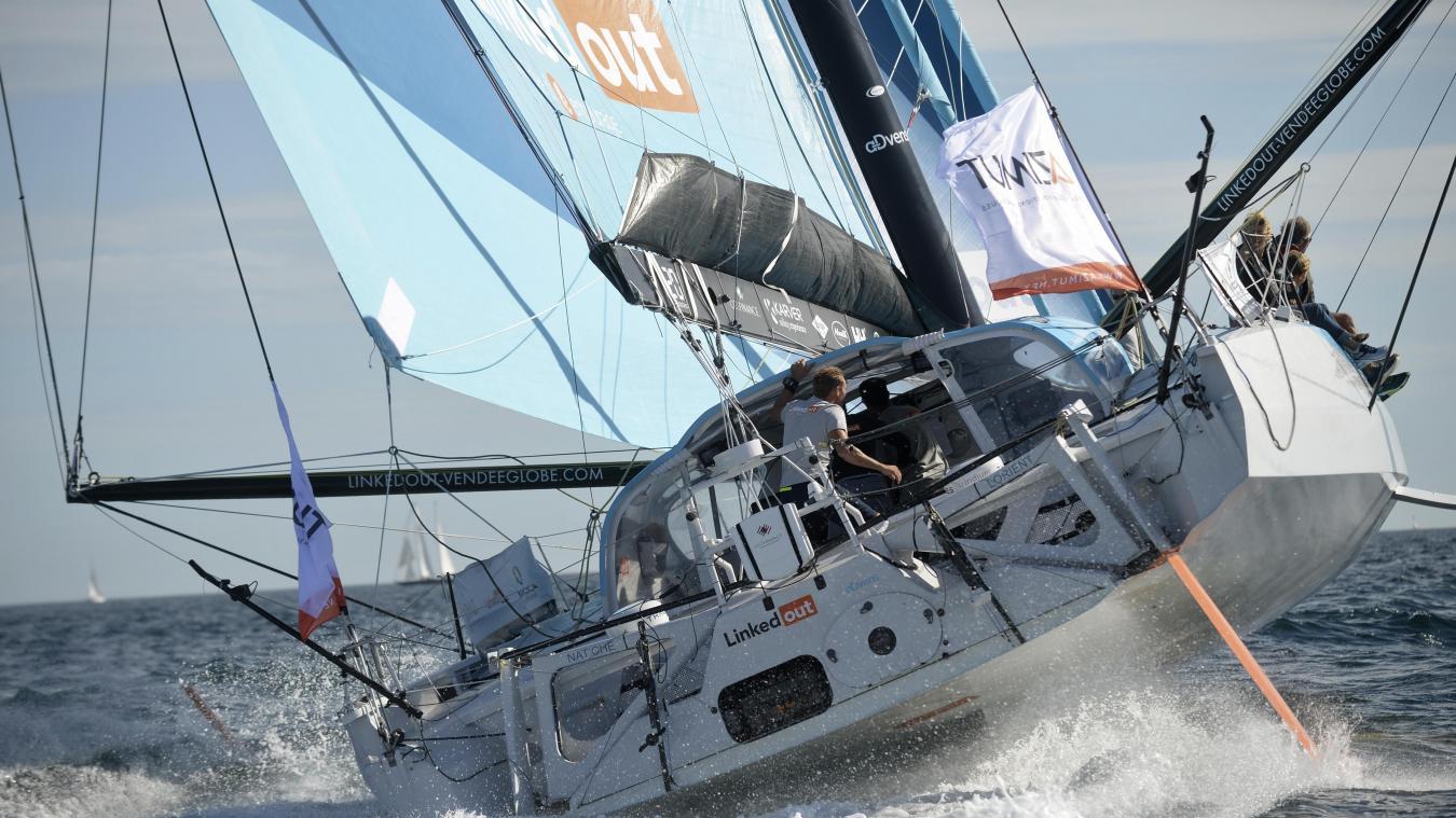 Pour sa deuxième participation, le skippeur dunkerquois a bouclé son tour du monde en 80 jours!