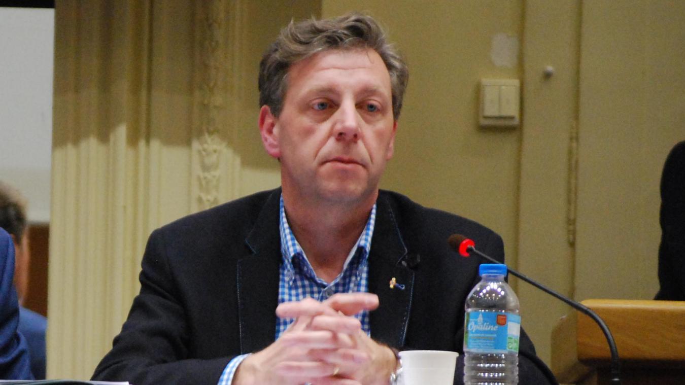 Fabrice Perlein, adjoint aux finances sous le mandat de Bernard Debaecker, défend son bilan notamment en matière de subventions.
