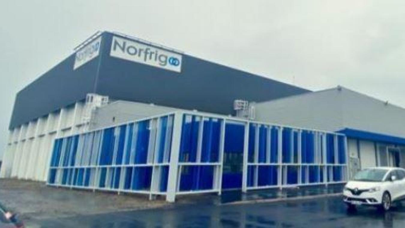 Norfrigo était installé à Boulogne-sur-Mer, mais souhaitait ouvrir une nouvelle unité d'entreposage frigorifique.