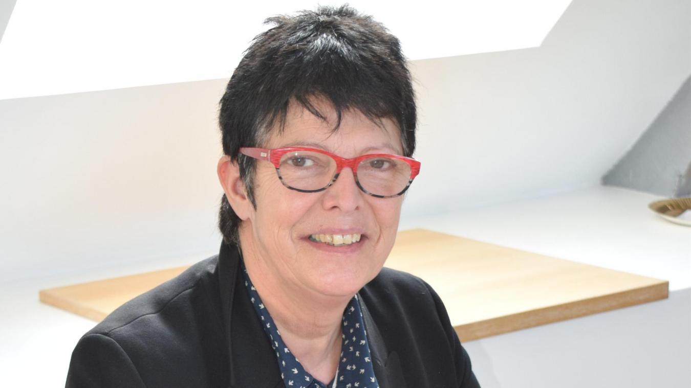 Isabelle Muys prône un travail d'équipe au sein des services communaux.