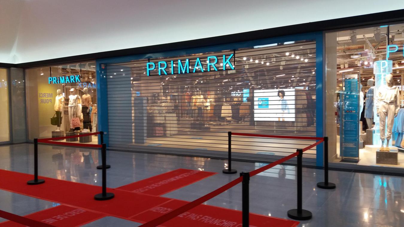 Coquelles: quel protocole sanitaire pour l'ouverture de Primark ce vendredi à Cité Europe ? (vidéo)