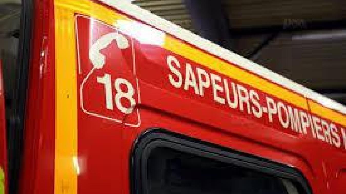 Les sapeurs-pompiers de Gravelines sont intervenus, ce jeudi 28 janvier, un peu avant 11h.