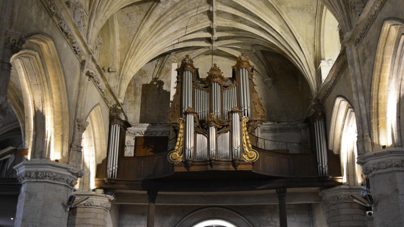 Le chantier de restauration de l'orgue de l'Abbatiale Saint-Saulve pourrait être compris entre 300 000 et 450 000 euros. (contact : <a href=mailto:asso.orgue.montreuil@gmail.com>asso.orgue.montreuil@gmail.com</a>)
