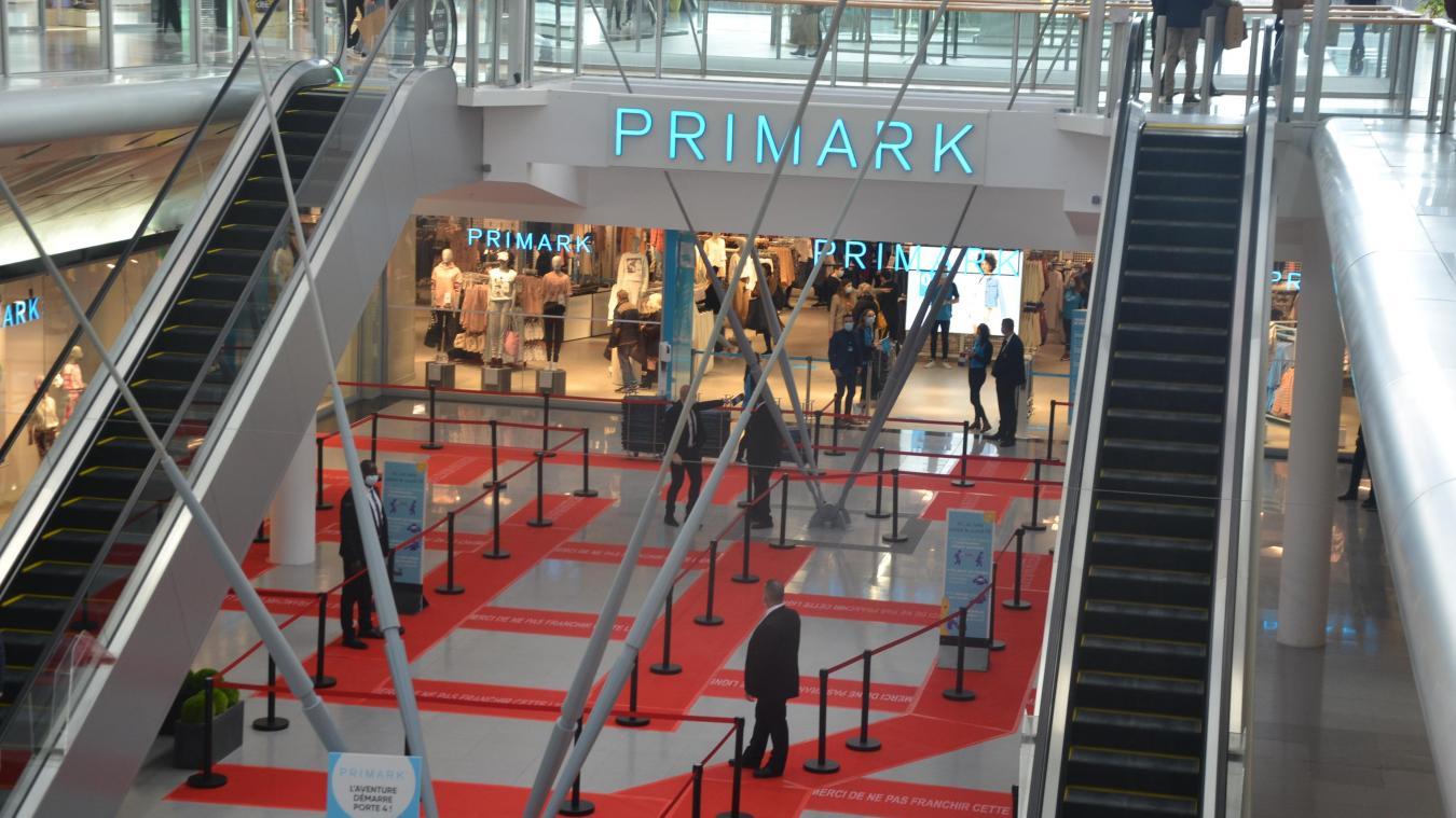 Cité Europe et Primark doivent fermer dès dimanche, pas Channel Outlet Store...