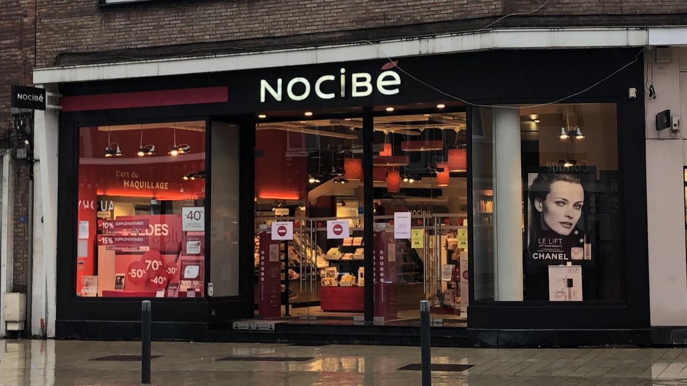 La boutique située boulevard Alexandre-III, à Dunkerque, n'est pas concernée par le plan de licenciement de l'enseigne de parfumerie.