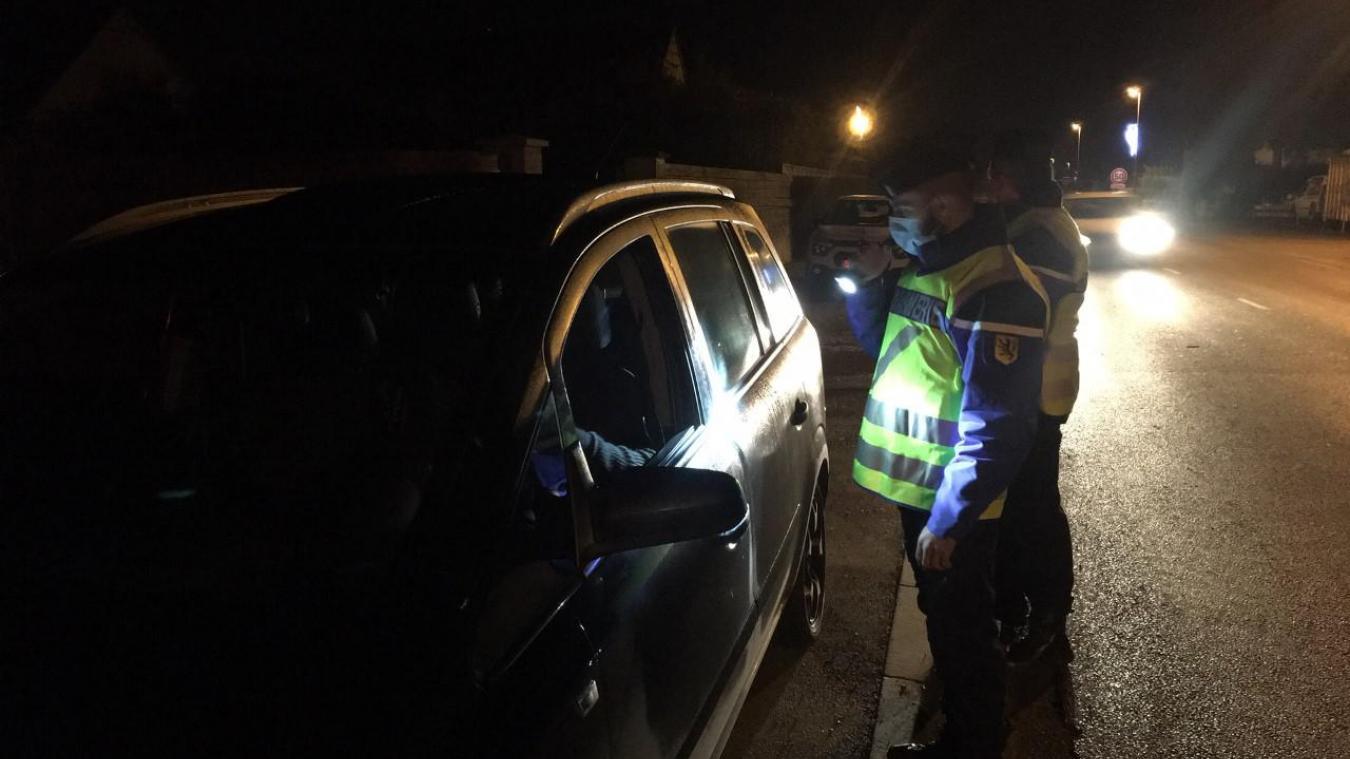 Comme à Etaples samedi soir, les contrôles de gendarmerie vont s'intensifier sur le territoire.