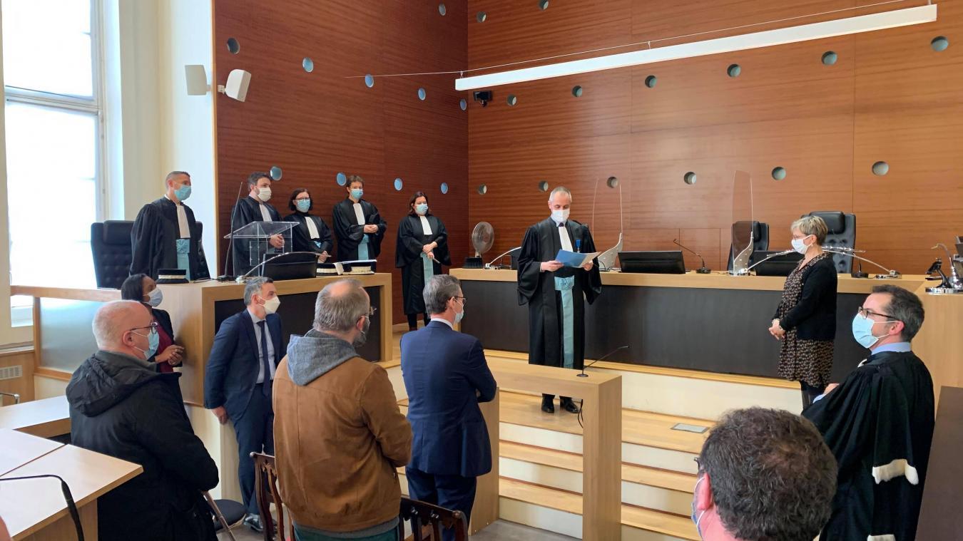 Le tribunal de Dunkerque peut oublier l'année 2020