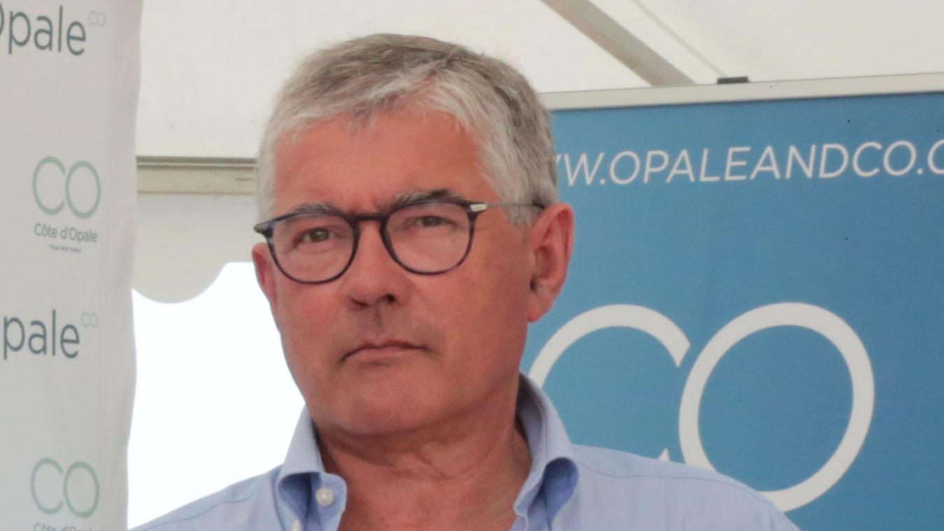 Bruno Cousien, président de la CA2BM.