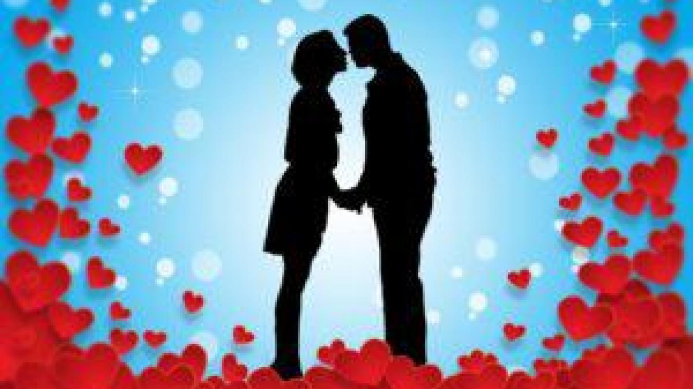 Saint-Valentin: envoyez-nous votre message d'amour à votre chéri(e)