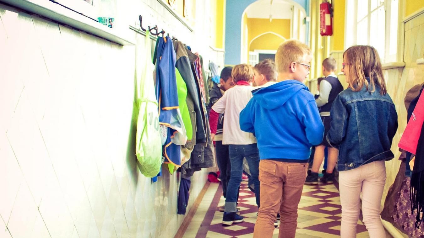 Le 12 février, l'Académie tranchera définitivement concernant les ouvertures/fermetures de classes  (Illustration) .