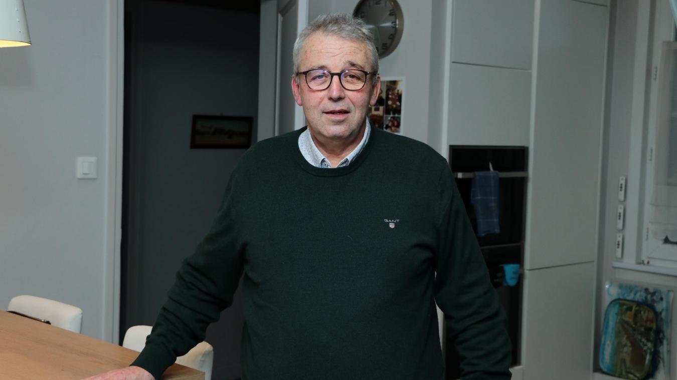 Une carrière de pharmacien qui se termine pour François Dacquet.