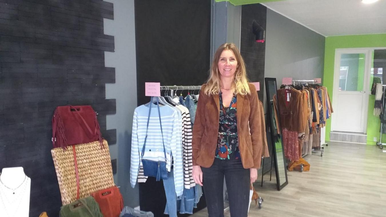 Longuenesse : Sophie ouvre sa boutique éphémère, Influence