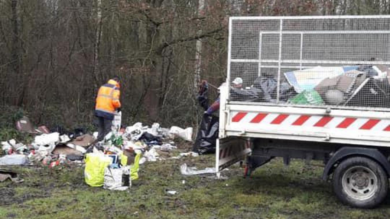 La municipalité de Morbecque n'exclut pas d'aller déverser ses déchets devant la déchetterie en guise de protestation. (Photo Facebook - Ville de Morbecque)