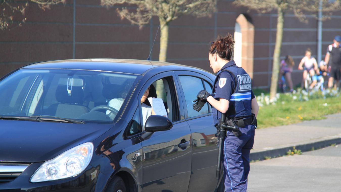 10 nouveaux policiers municipaux ont été recrutés par la Ville de Grande-Synthe.Photo Ville de Grande-Synthe