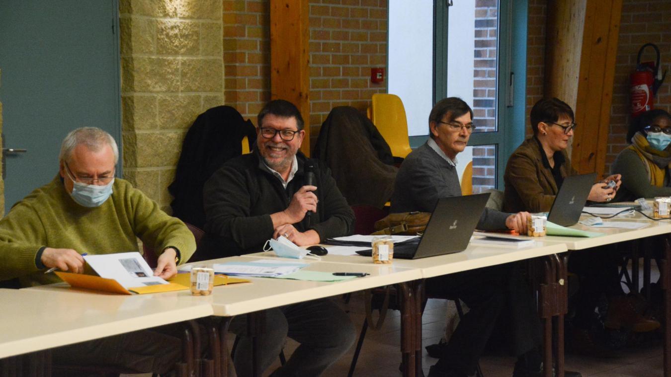 Le conseil municipal s'est réuni samedi pour définir les futurs projets de la commune.