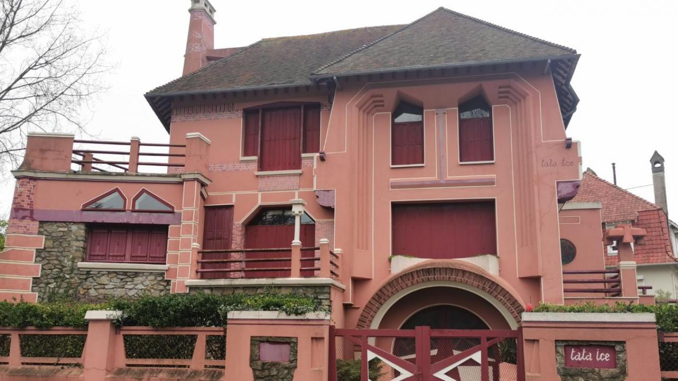Tata Ice est considérée comme la réalisation la plus surprenante de l'architecte.