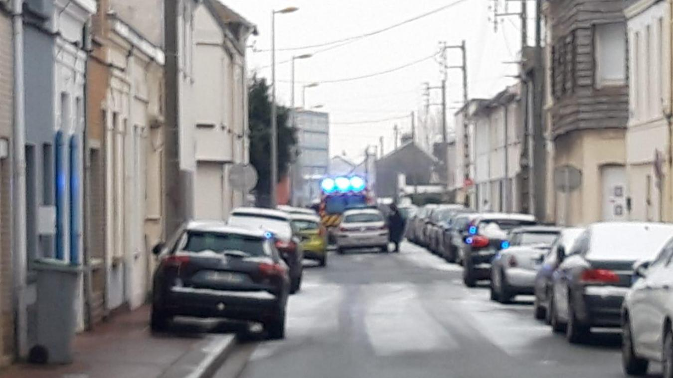 Calais: accident de scooter ce lundi matin