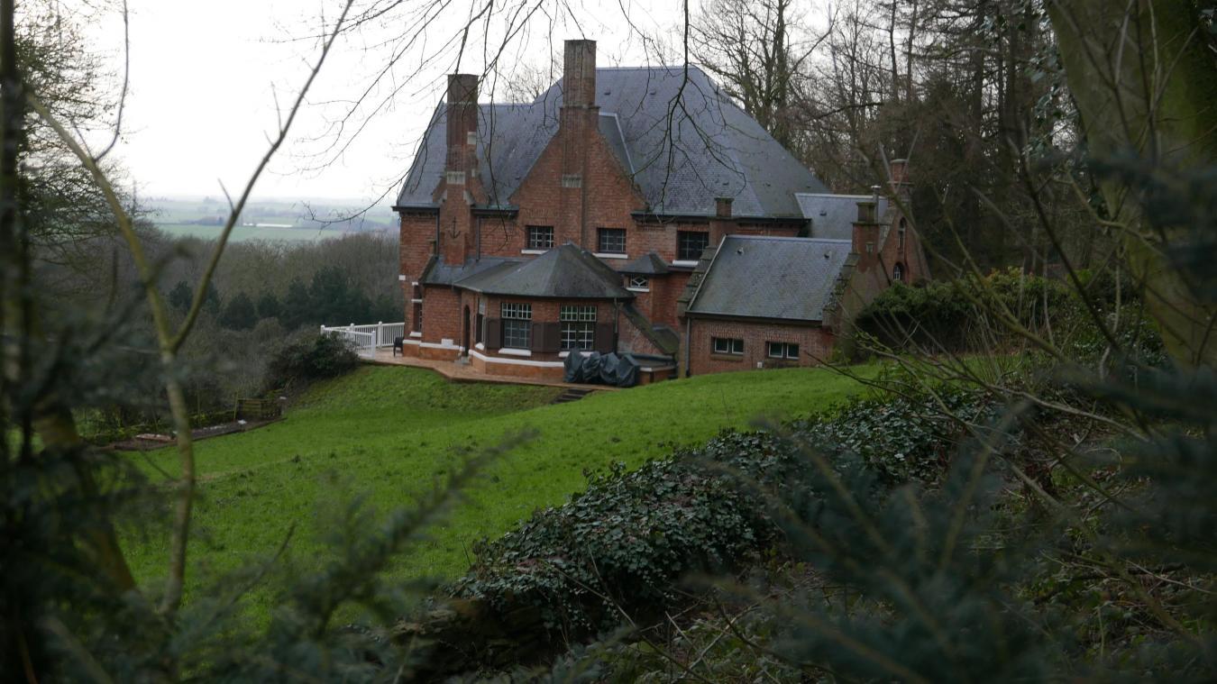 Dans son écrin ouvert aux promeneurs, la villa offre une retraite féconde aux écrivains.