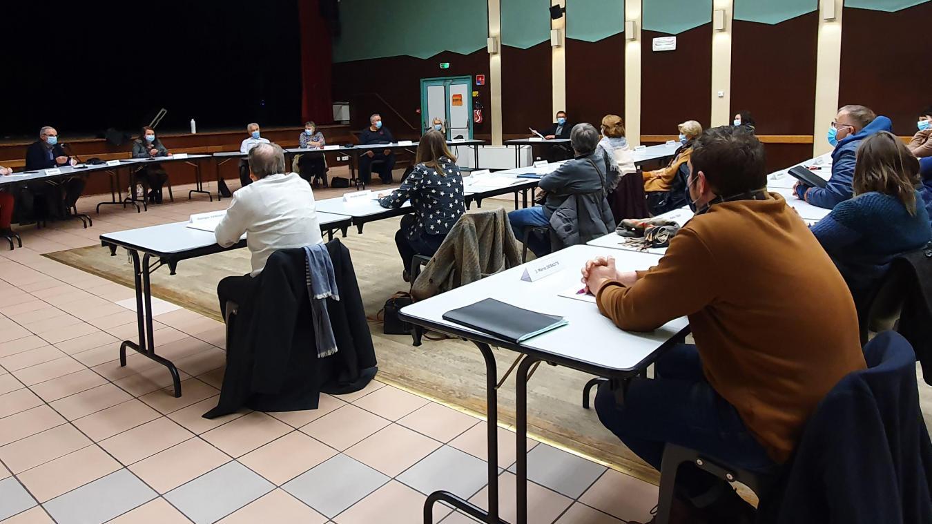 Le conseil communal de Labuissière devra se mettre en conformité sur les délégations de certains adjoints.