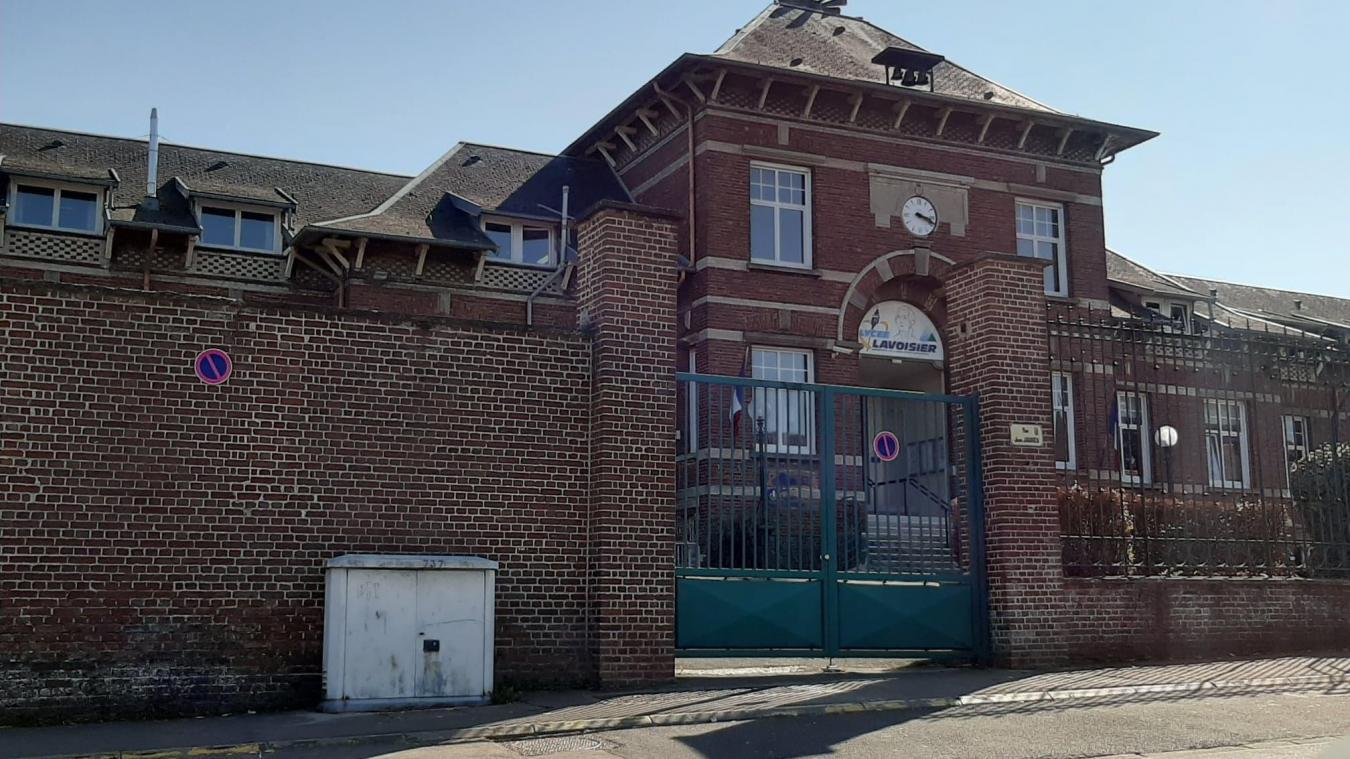 Auchel: un cas de variant sud-africain au lycée Lavoisier?