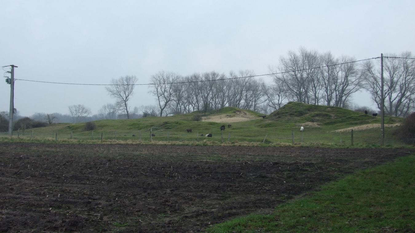 Les acteurs agricoles ont exprimé leurs inquiétudes concernant les travaux, notamment au niveau du drainage qu'ils ont créé.