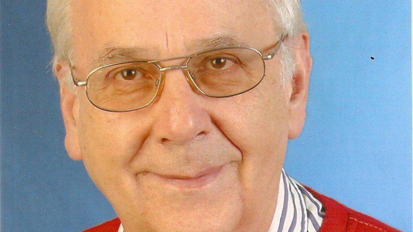 Norbert Oehlenberg, un citoyen de Lendringsen, qui compte de nombreux amis à Aire-sur-la-Lys.