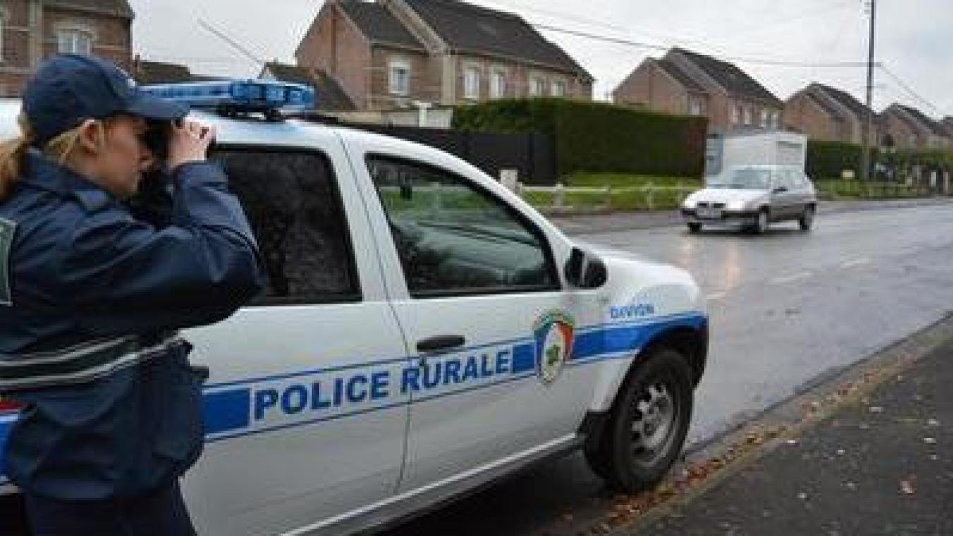 Avec un deuxième membre, la police rurale de Divion pourra assurer davantage de missions. (Photo d'archives)