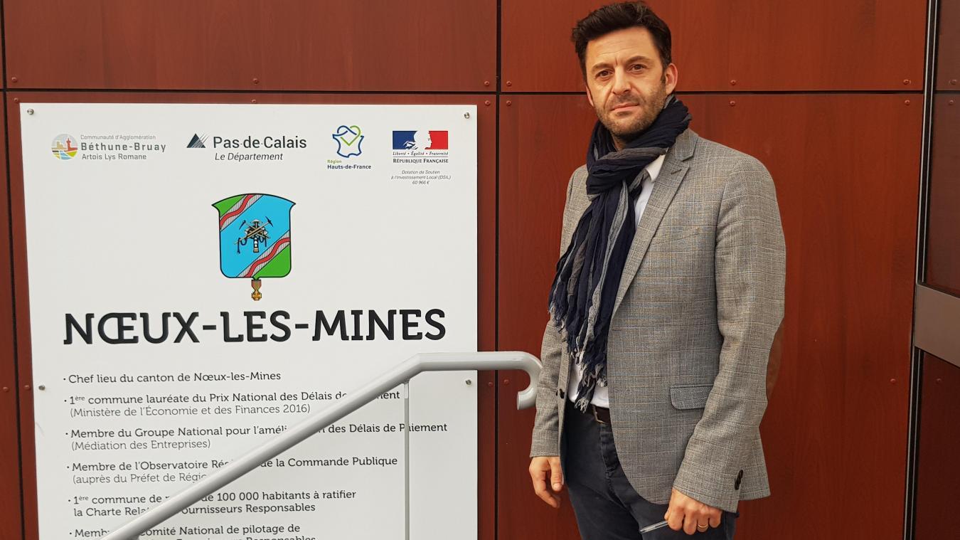 David Habourdin a pris ses fonctions officielles le 1er février, après avoir assuré l'intérim d'Alain Renuy depuis le 1er décembre.