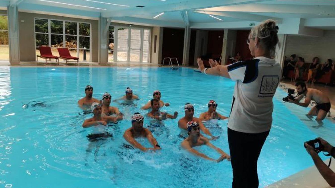 Les nageurs montreuillois dans « 13h15 le samedi » sur France 2 le 13 février