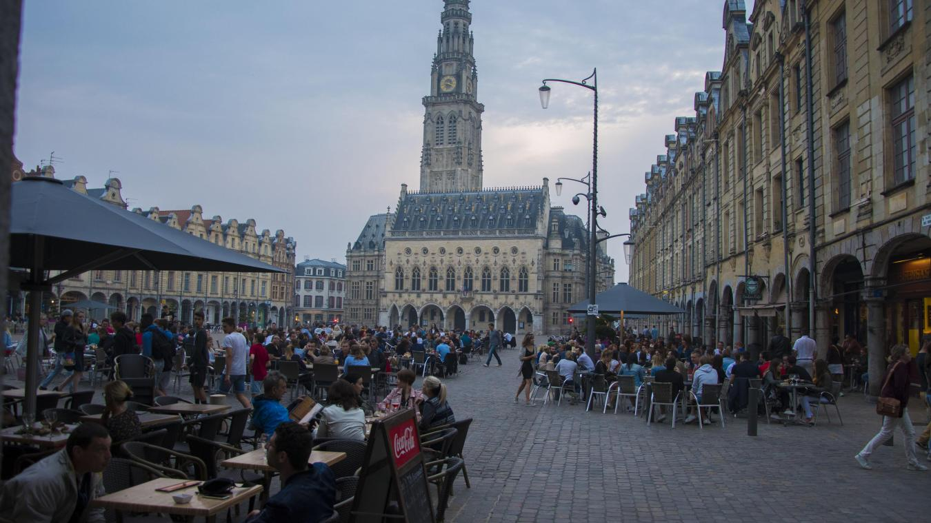 Arras se classe à la 8ème position des villes à l'accueil le plus chaleureux.