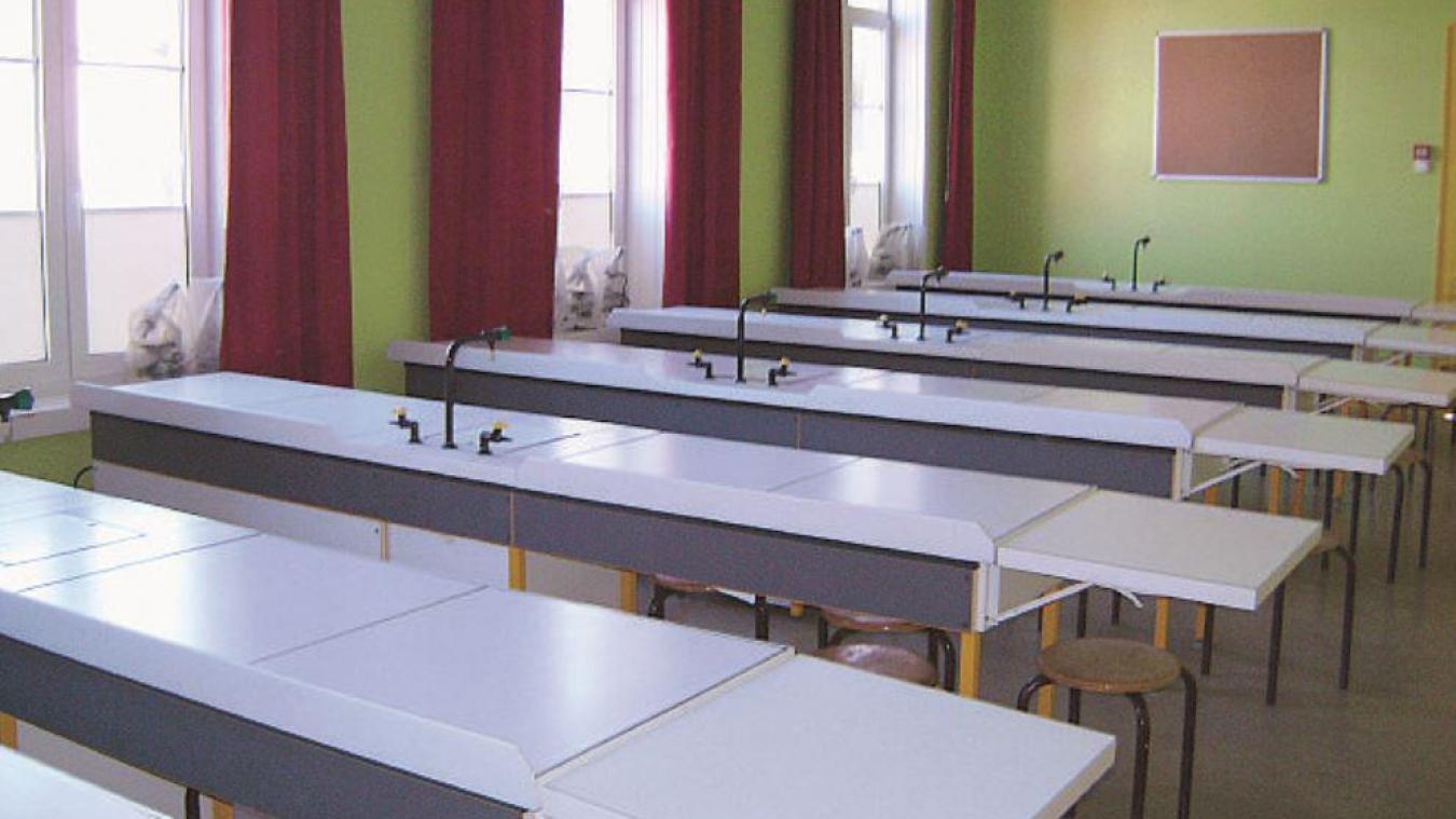 Le diocèse a décidé de fermer le collège Notre-Dame de Bourbourg, par mesure de précaution. (Photo d'archives)