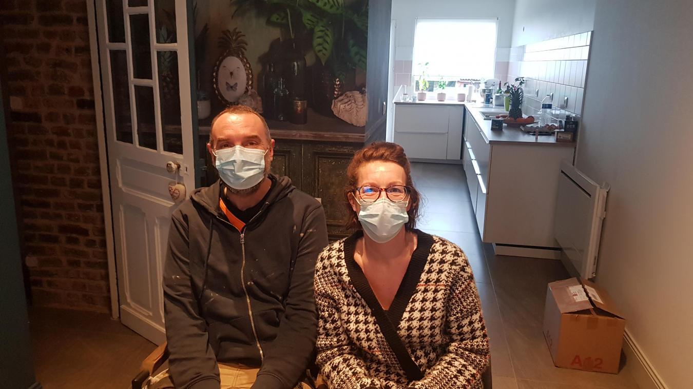 Olivier Gallo et Delphine Bocquillon témoignent de leur impuissance face à la situation.