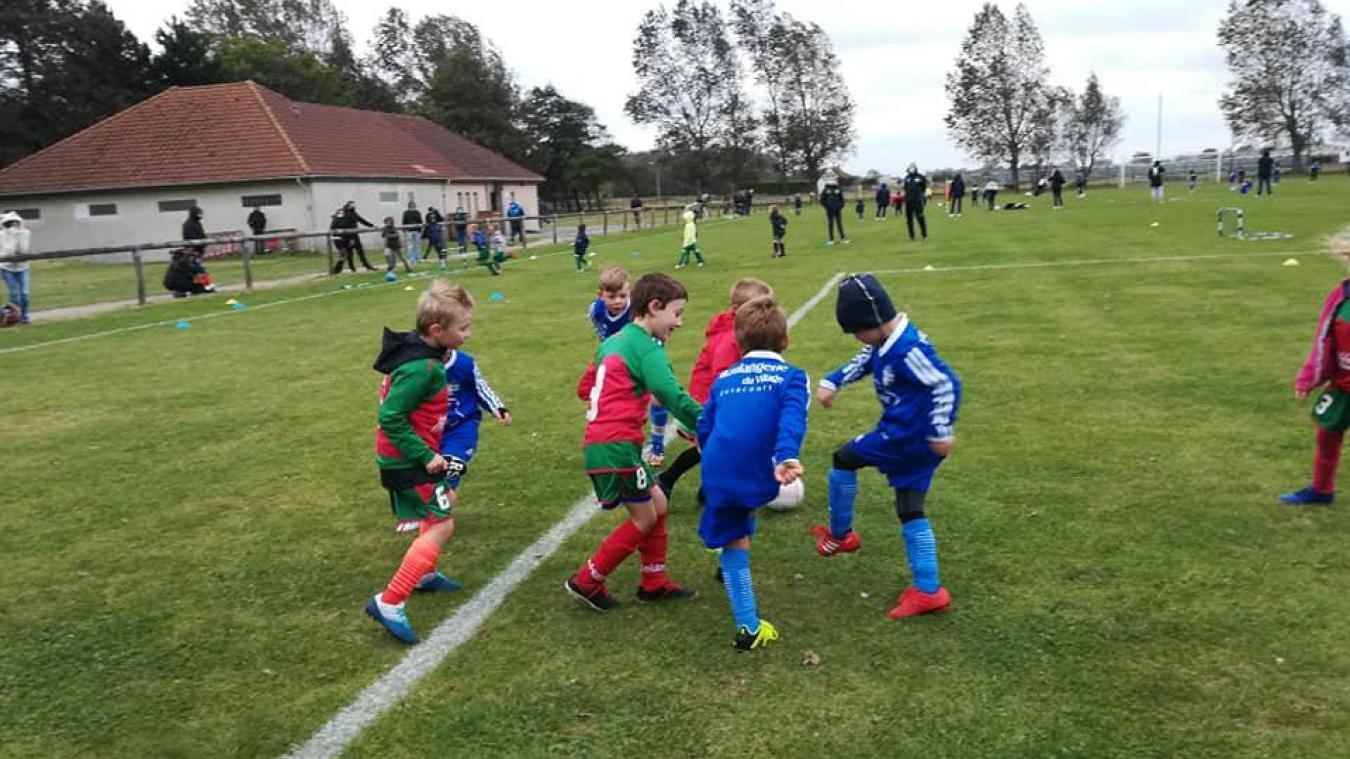 Les enfants licenciés au FC Rosendaël seront-ils bientôt sous les couleurs de l'USLD  ?