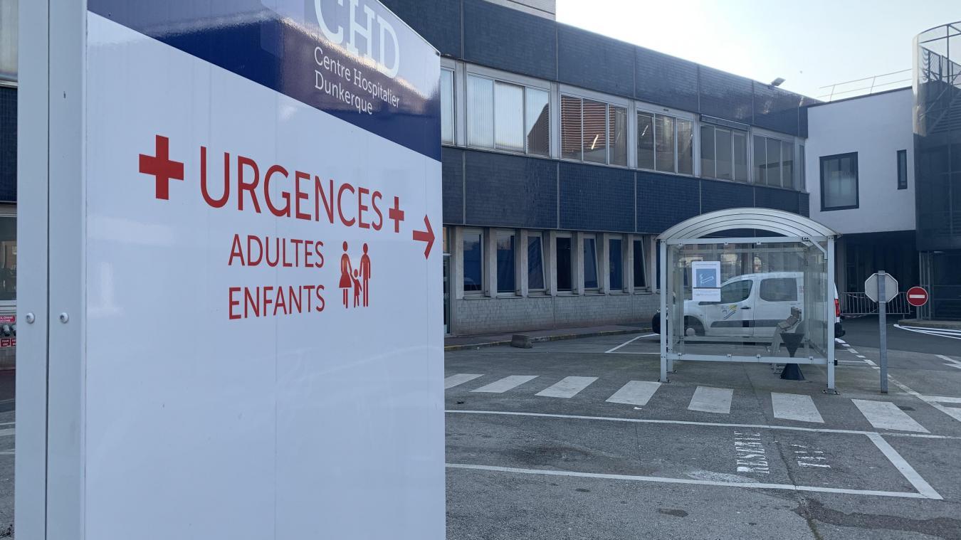 Le Centre hospitalier de Dunkerque assure la prise en charge de 53 patients atteints de la Covid-19 ce lundi 15 février.