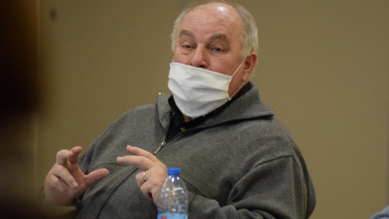 C'est le 4 février que le maire d'Hondschoote s'est fait vacciner, à l'Ehpad Fleur de lin.