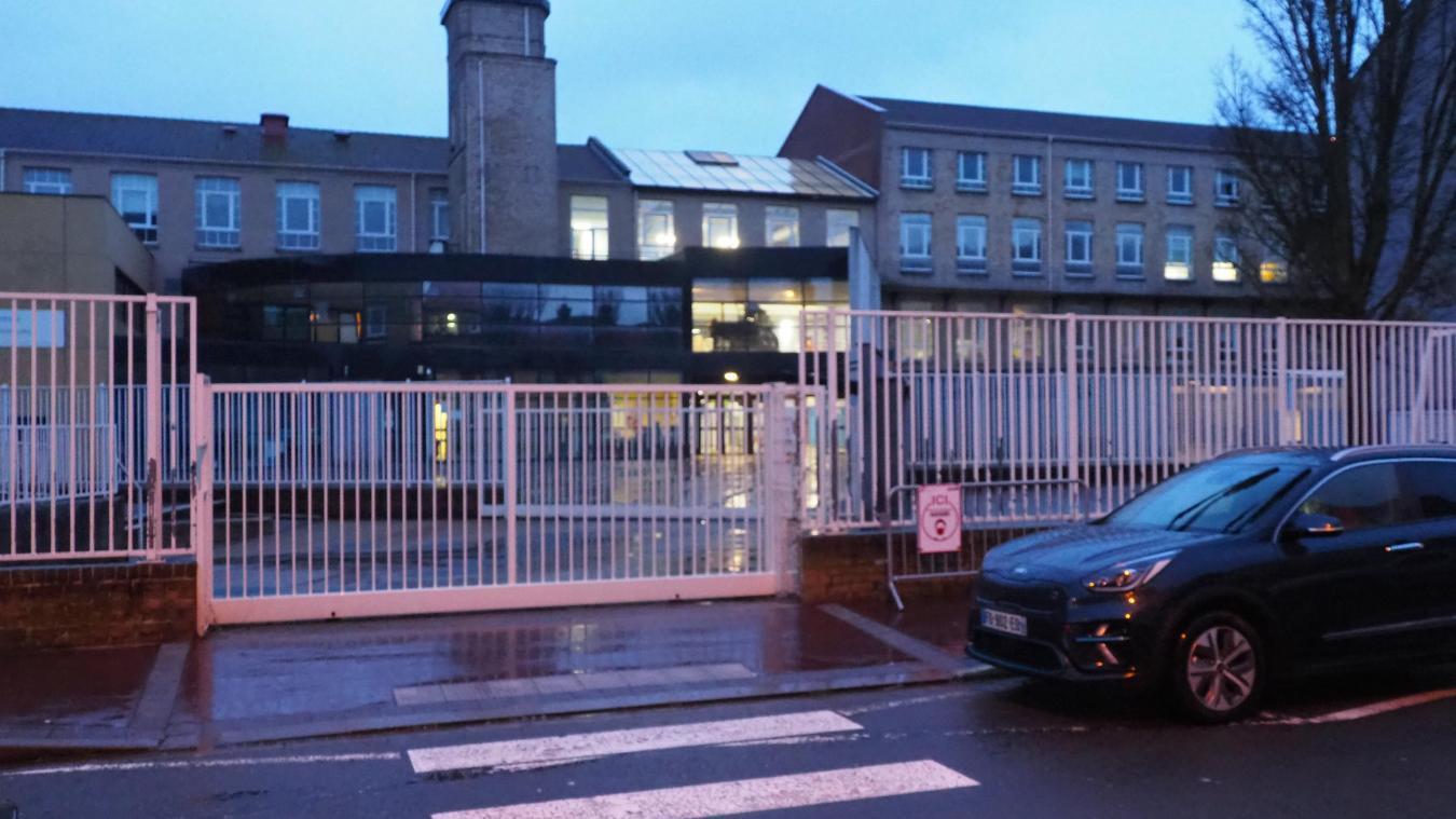 Covid: 33 personnes du collège Les Dentelliers à Calais isolées